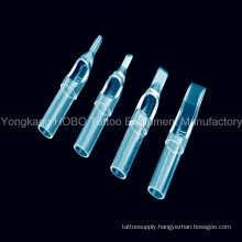 Hot Sale Tattoo Equipments Disposable Plastic Short Tattoo Tips